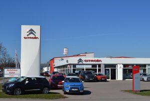 Standort Arnstadt Citroën und Kia Vertragshändler