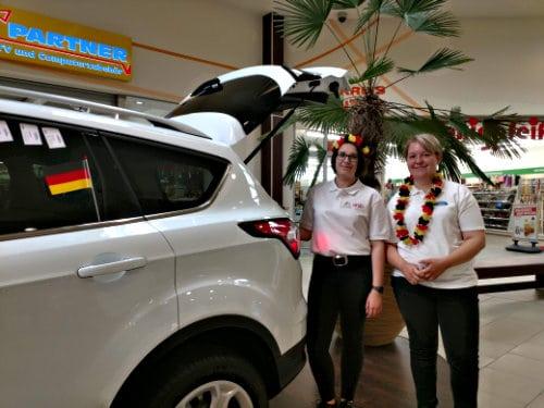 Autoausstellung im IKC Arnstadt