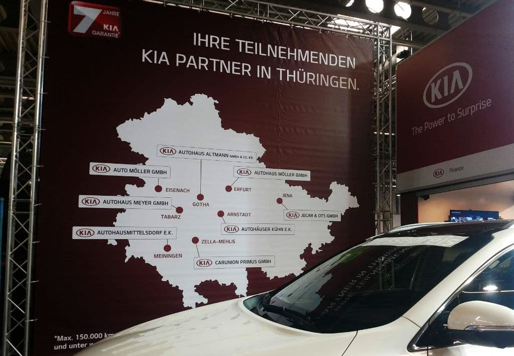 Automobilmesse Erfurt 2019